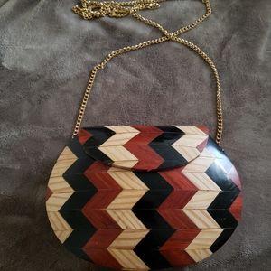 Handmade crossbody